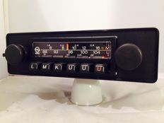 Blaupunkt Frankfurt classic car radio from 1979 for Opel, GT, Manta, Ascona, Rekord, and others