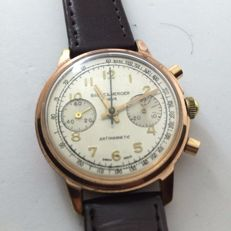 Baume Mercier Chronograph - Men's wristwatch - circa 1950
