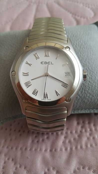 Ebel women's luxury chronograph, new, never worn