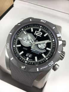 MomoDesign — Diver Master City Chronograph — MD282LG-11 — men — 2011-present