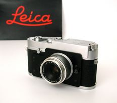 Leica MD Post with Summaron 35mm
