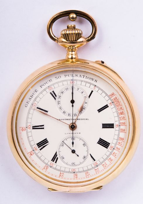 Longines - pocket watch  - Herren - 1901-1949