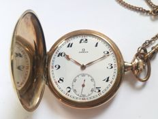 Omega pocket watch - Switzerland, 1940s