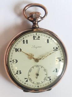 Longines pocket watch - Switzerland ,1900s
