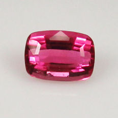 Rubellite Tourmaline - 1.52 ct - No Reserve Price