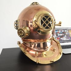 Diving Helmet Mark V