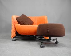 Francesco Binfare voor Adele/C - Girotonda Lounge Chair