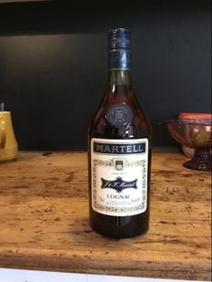 Martell cognac 3 Stars old label