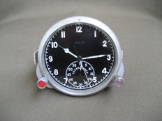 Pilot's clock 59ChP - Chronograph for the MiG fighter jet (СССР/USSR). 20th century.