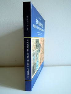 Europe - Collection of first issue in descriptive book