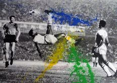 Mr Brainwash - The King Pele