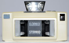 Stereo camera Loreo Pan focus 28 mm