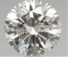 Round Brilliant   0.45ct   E VS1   GIA- original image -10x #2232