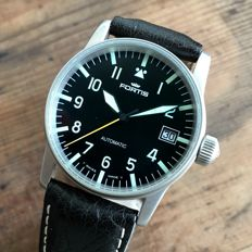 Fortis Pilot Automatic Unisex Watch