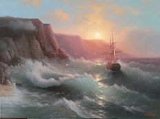 Vadim Tsvetkov (1967) - Morning waves