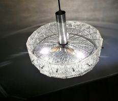 Unknown designer – vintage Italian design ceiling lamp