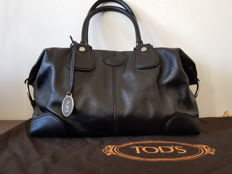 Tod's - Medium size bag with handles - Handbag/shoulder bag.