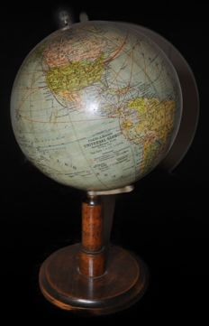 Antique globe - German origin