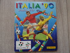 Panini - World Cup Italia 1990 - Complete album.