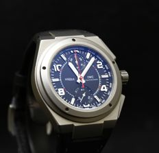 IWC Ingenieur Special Edition AMG - Flyback Chronograaf - IW372503 - 2011-heden