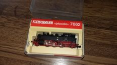 Fleischmann N - 7062 - DR steam locomotive BR64