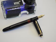 Montblanc 244 - fountain pen - 14k solid gold nib (F)
