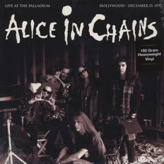 Lots of 4 Live Albums, Alice In Chains ‎– Live At The Palladium Hollywood 1992 180 Grams, R.E.M. ‎– Radio Free Europe: Live From The Capitol Theatre, Passaic, New Jersey, USA, June 9th 1984,  Pearl Jam ‎– Live At The Fox Theatre, Atlanta 1994 180 Grams, N