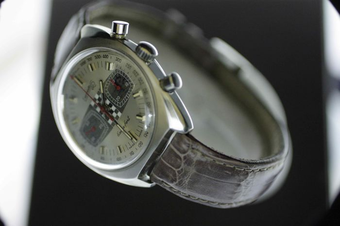 Eberhard & Co. - Extraforte men's watch - 1970