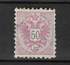 Austria 1850/1910 - Selection between  Michel 3/169