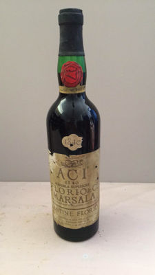 1840 Solera Marsala Superiore ACI Florio & C. – 1 bottle 68cl