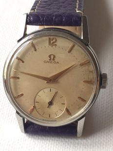 Omega-Cal.267-Men's-Swiss Made