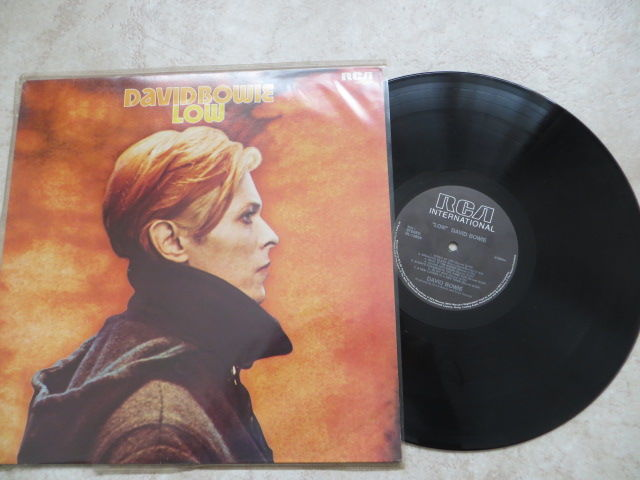 David Bowie - lot of  9 LP's