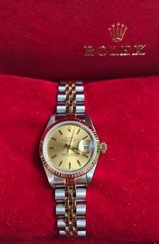 Rolex Oyster Perpetual Datejust 69173.