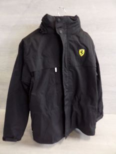 Scuderia Ferrari - Jacket - Size XL - Lined - Official Product