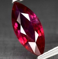 Ruby - 1.04 ct.