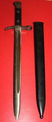 Bayonet M 1929 Finland, in good condition, maker: Fiskars WW2