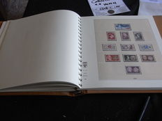France 1960/1972 – Collection in Lindner album