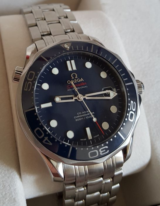 Omega - Seamaster Diver 300m Co-Axial Automatic  - Men - 2011-present