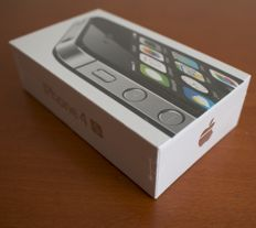 Apple iPhone 4s - 8 GB - Black - Factory sealed