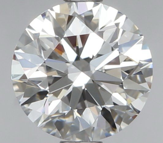 1 pcs Diamant - 0.56 ct - Brillant - D (farblos) - IF (makellos)