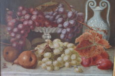 Unknown (19/20th Century) -TW or WT - Still life