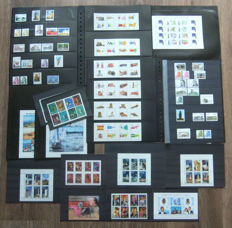 Spain 2001/2011 - Batch of postally valid stamps