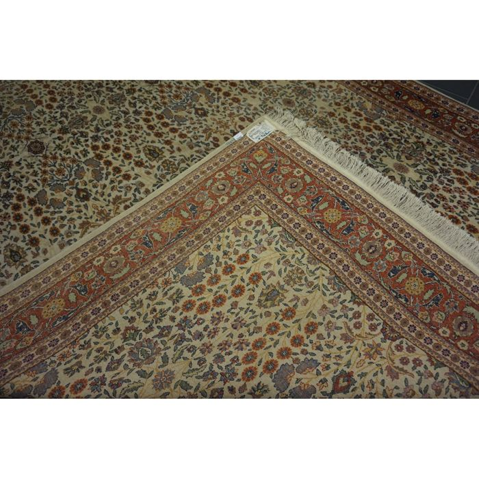 High Quality Hand-knotted Turkish Hereke Oriental Carpet