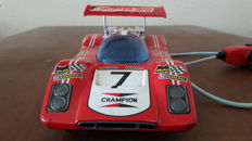 Taiyo Toys - 1/18 - Race car made of tin - Can Am Model - Japan - 1960