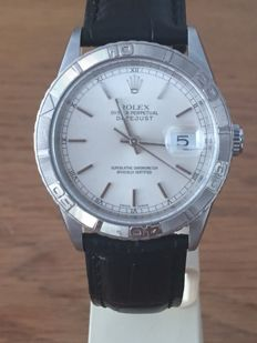 Rolex – Thunderbird Datejust – 16264 – Men's – 2000–2010