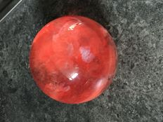 Top Quality Strawberry Red Quartz sphere - 13,5cm - 2895 gm