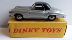 Dinky Toys-France - Scale 1/43 - Mercedes-Benz 190SL No.24H