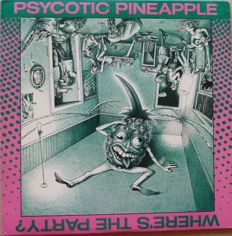 1. - Psycotic Pineapple ‎– Where's The Party? / 2. - Various ‎– Chocolate Soup For Diabetics Vol. 3 / 3. - Various ‎– Chocolate Soup For Diabetics Vol.2 /   4. -  Various ‎– The Perfumed Garden / 5. -  Various ‎– The Perfumed Garden 2 / 6. - The Electric