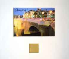 Christo and Jeanne-Claude - The Pont Neuf