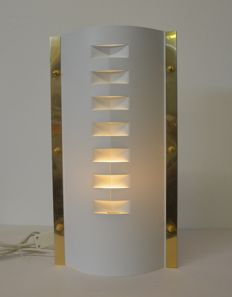 Romeo Guaricci for Slamp by Samuel Parker - table lamp - Shape model